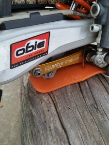 Obie Link Guard Protects Your Linkage